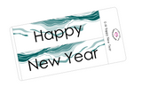 G14 || Geode Happy New Year Full Day Stickers