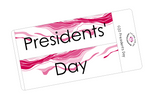 G20 || Geode Presidents' Day Full Day Stickers