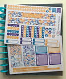 HP05 || May Butterfly Happy Planner Teacher Kit