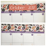 T97 || October Leaves Monthly Kit