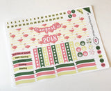 PP08 || August Flamingo Plum Paper Teacher Kit