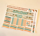 PP11 || November Native Plum Paper Teacher Kit