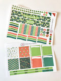 PP03 || March Shamrock Plum Paper Teacher Kit