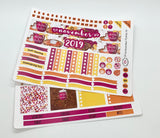 PP11 || November Grateful Plum Paper Teacher Kit