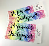 K21 || Kaleidoscope Professional Development Full Day Stickers