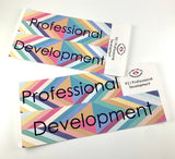 R21 || Retro Professional Development Full Day Stickers