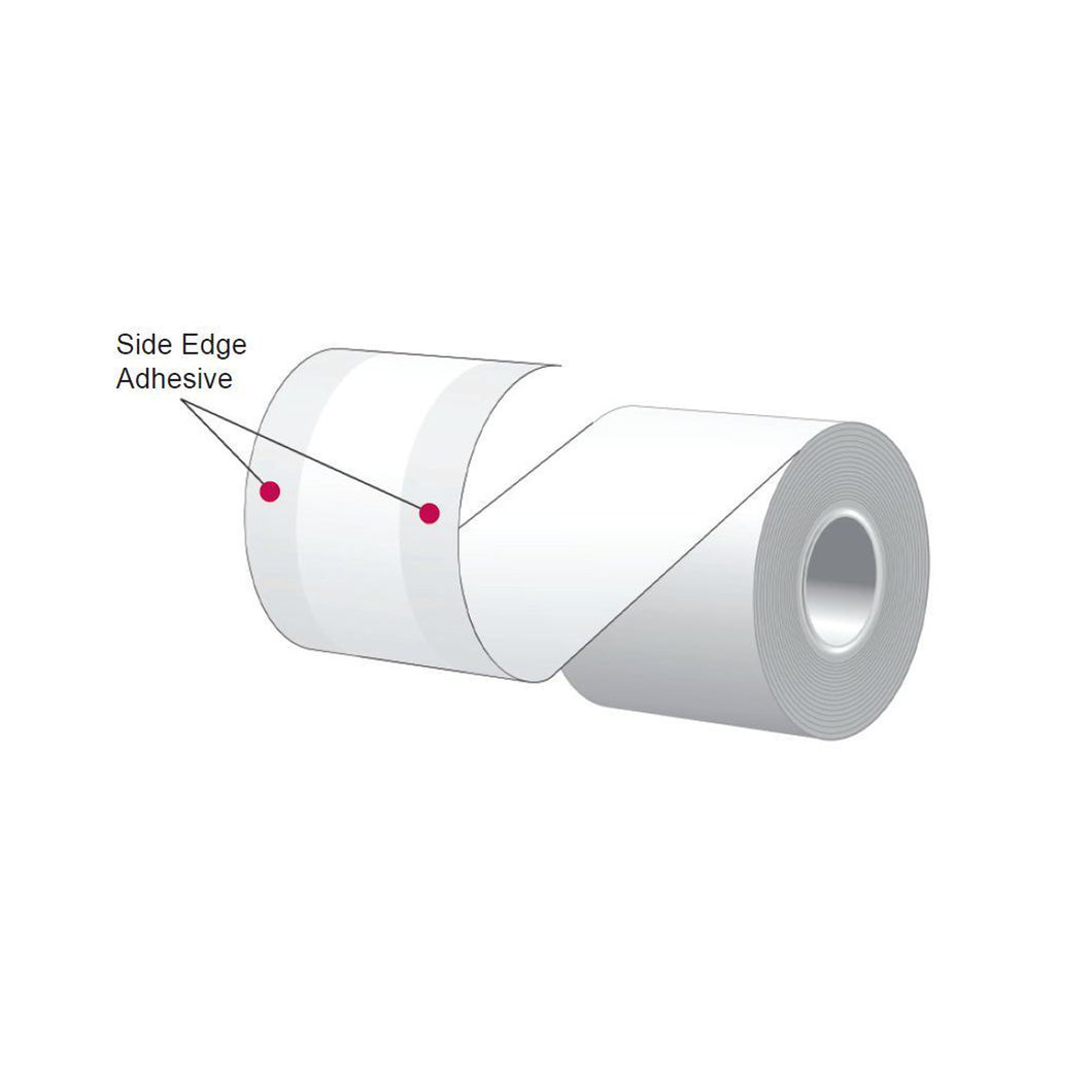 Side Edge Adhesive Paper, Case