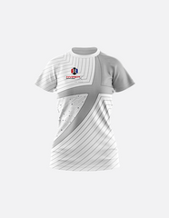Female SS Whiteout Jersey