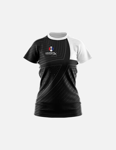 Female SS Blackout Jersey