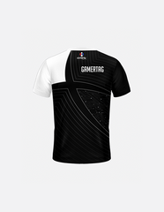 Men Custom Blackout Jersey
