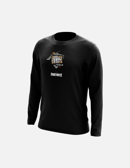 Friday Frags Long Sleeve Tee