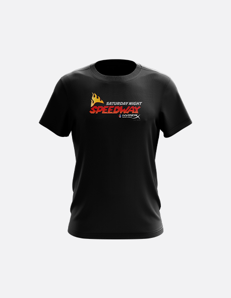Saturday Night Speedway Male Tee