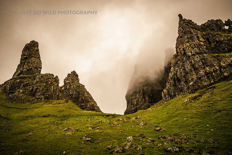 Above the Skye - Go Wild Photography [description]  [price]