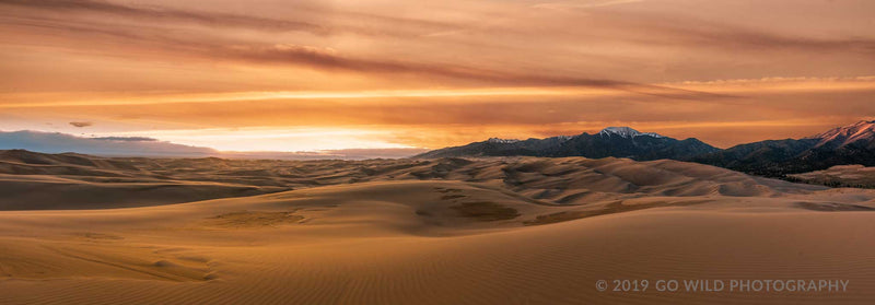 Great Sand Dunes - Go Wild Photography [description]  [price]