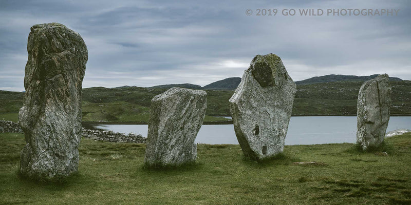 Callanish Stones - Go Wild Photography [description]  [price]