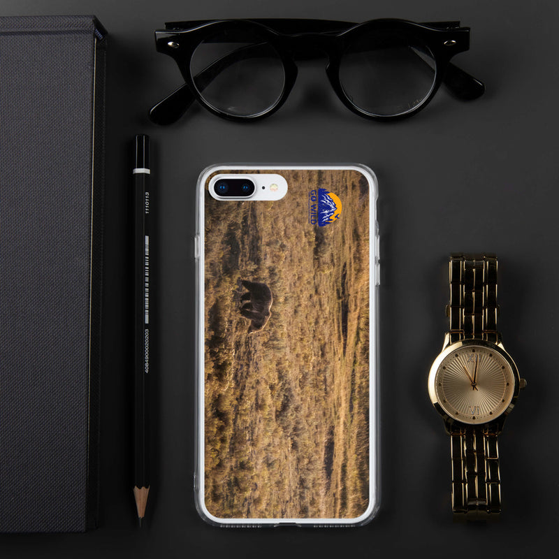 Grizzly iPhone Case - Go Wild Photography [description]  [price]
