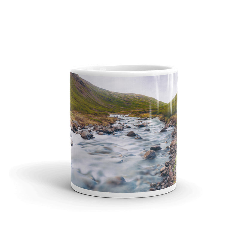 Follow the River Coffee Mug - Go Wild Photography [description]  [price]