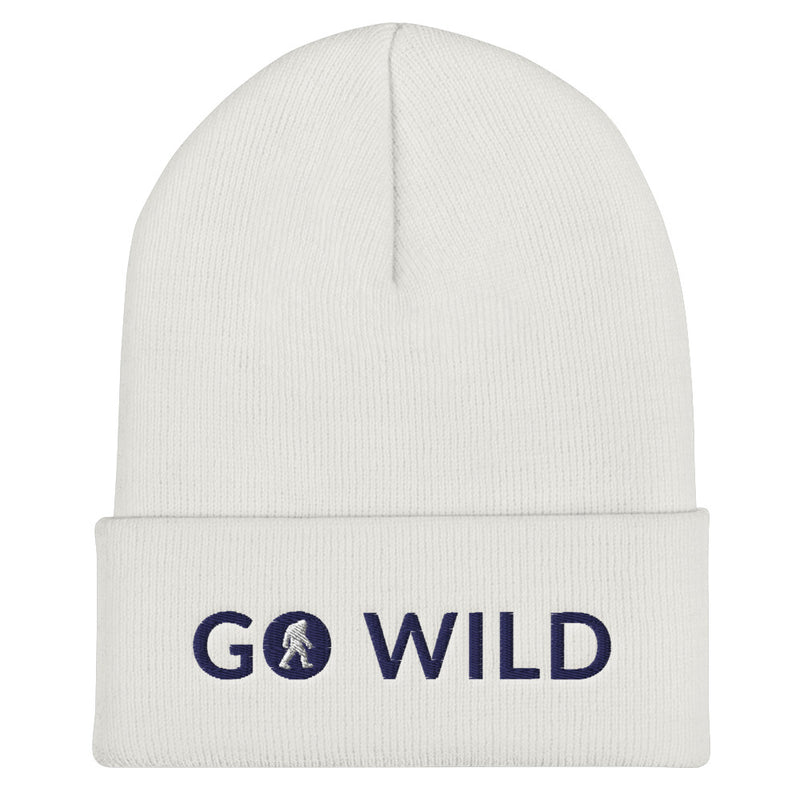 Go Wild Cuffed Beanie - Go Wild Photography [description]  [price]