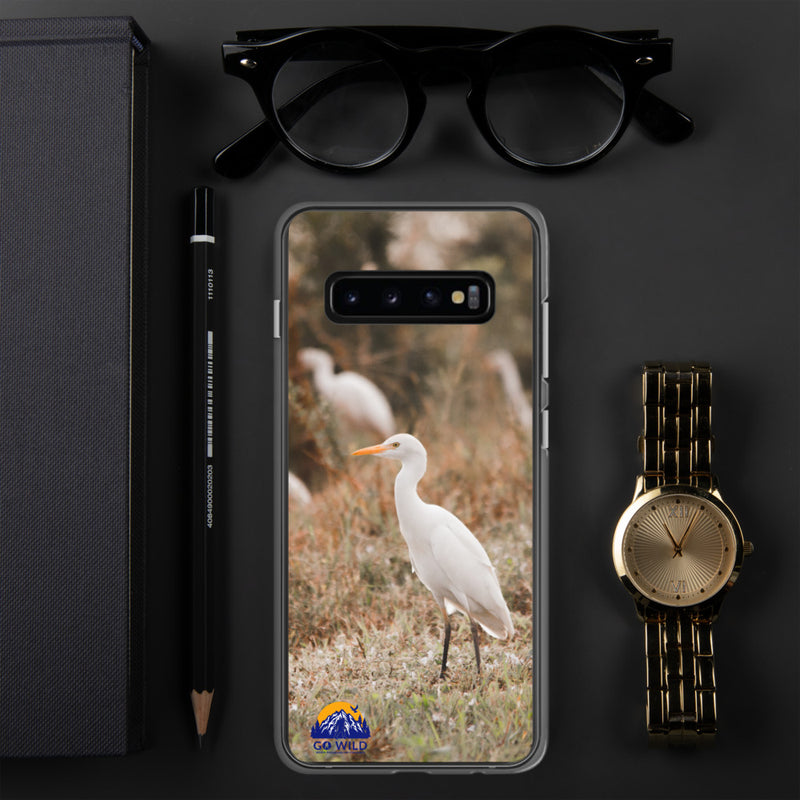 Winter Egret Samsung Case - Go Wild Photography [description]  [price]