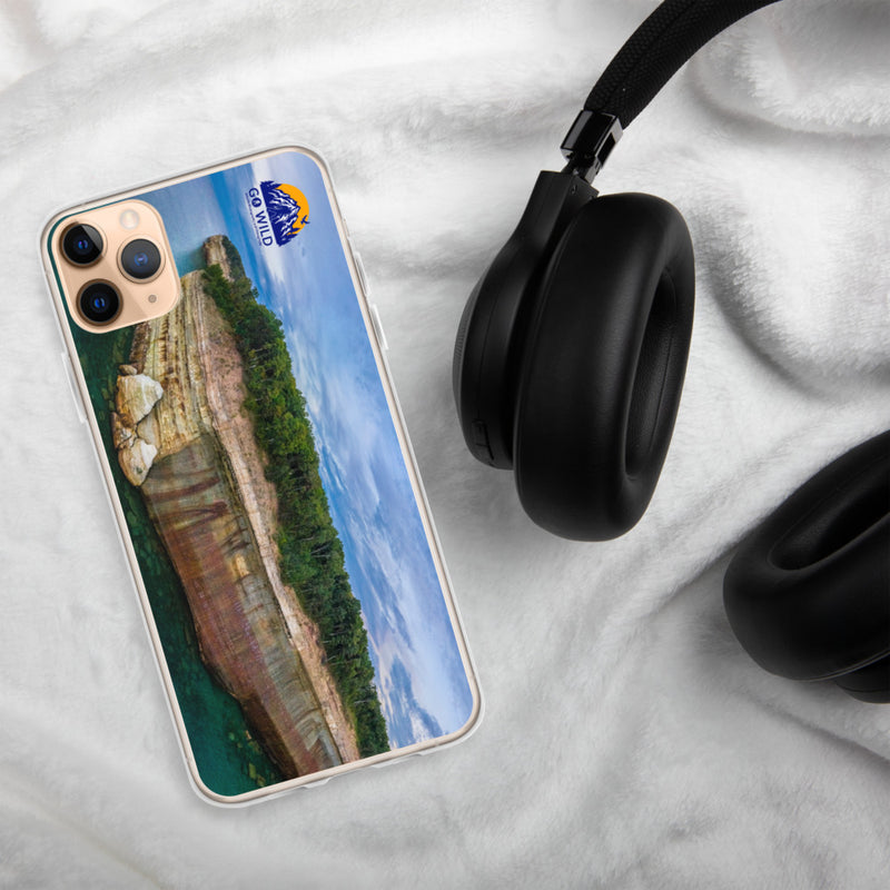 Pictured Rocks National Shore Line iPhone Case - Go Wild Photography [description]  [price]