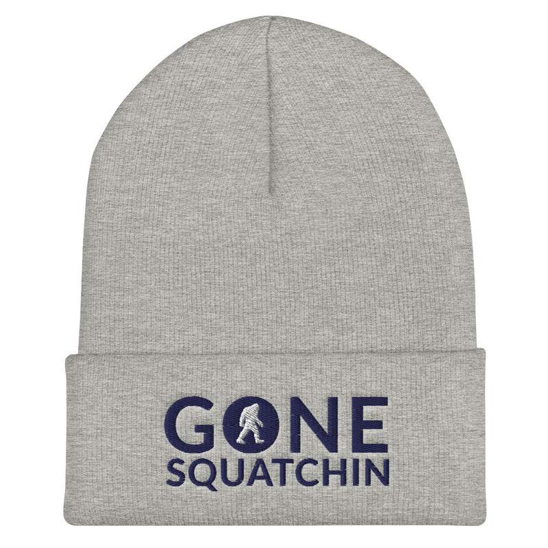 Gone Squatchin Cuffed Beanie - Go Wild Photography [description]  [price]