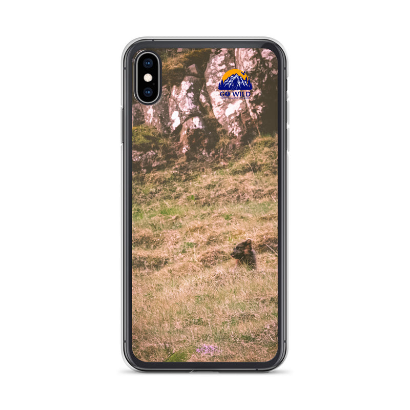 Just a few More Minutes iPhone Case - Go Wild Photography [description]  [price]