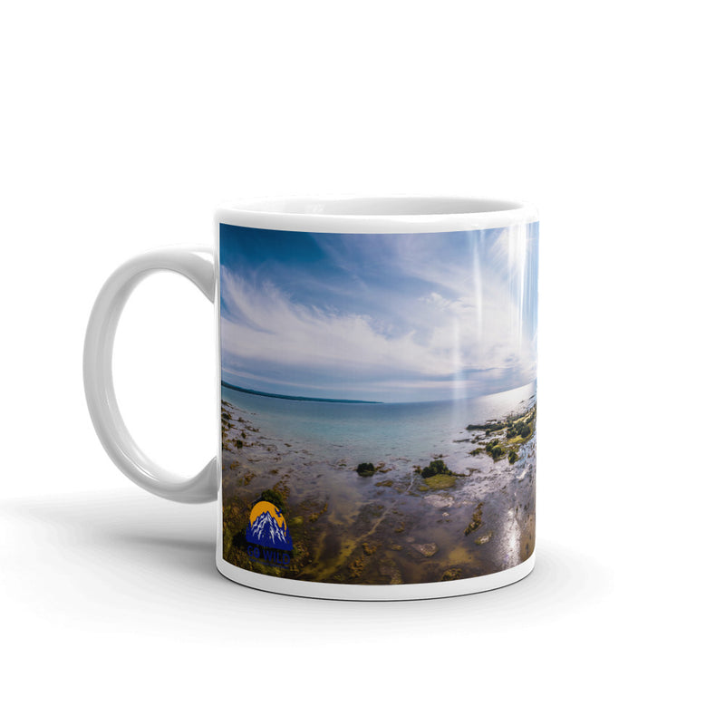Wild Michigan Coffee Mug - Go Wild Photography [description]  [price]
