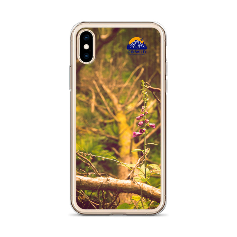 Life Finds a Way iPhone Case - Go Wild Photography [description]  [price]