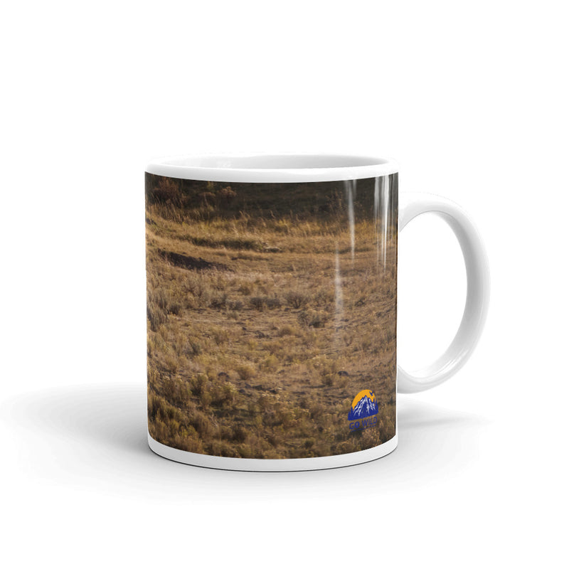 Grizzly Coffee Mug - Go Wild Photography [description]  [price]