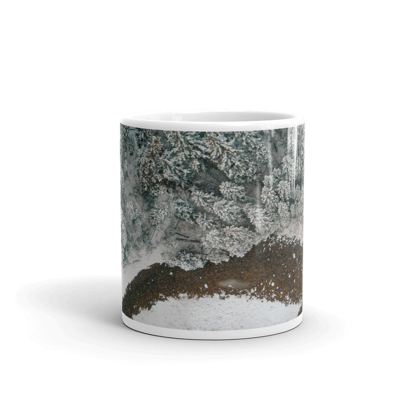 Above the River Coffee Mug - Go Wild Photography [description]  [price]