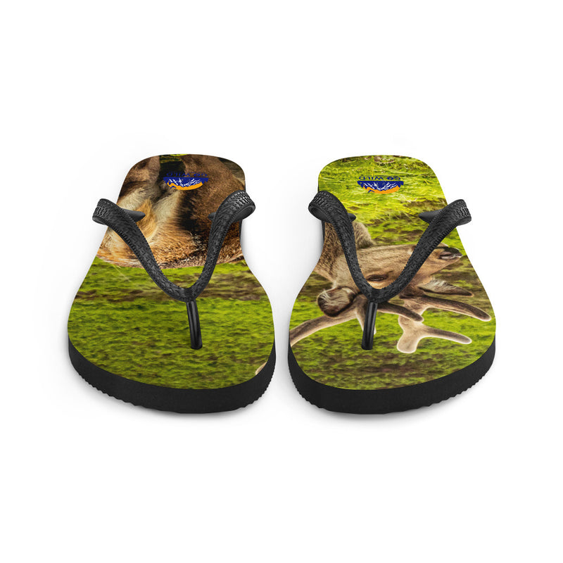 Prince of the Forest Flip-Flops - Go Wild Photography [description]  [price]