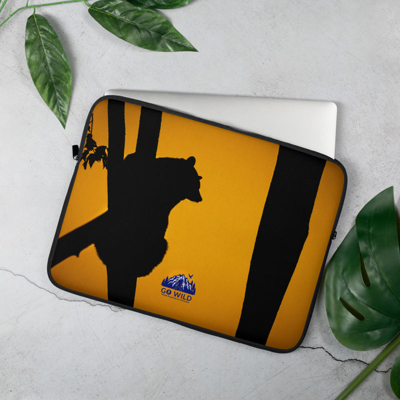 Tag Laptop Sleeve - Go Wild Photography [description]  [price]