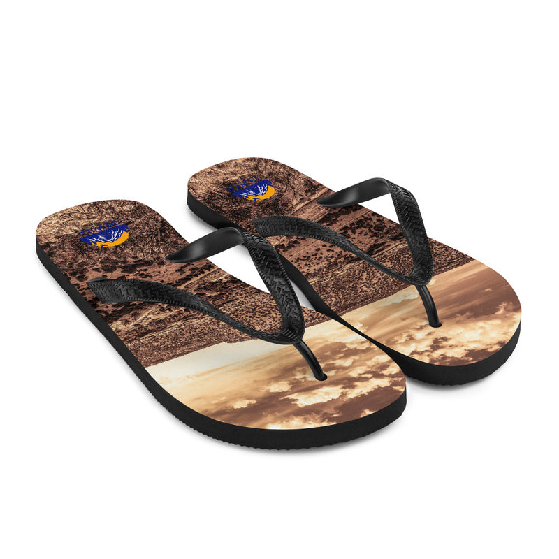 Canadian River Flip-Flops - Go Wild Photography [description]  [price]
