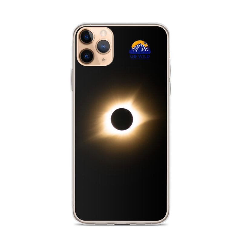 Total Eclipse iPhone Case - Go Wild Photography [description]  [price]