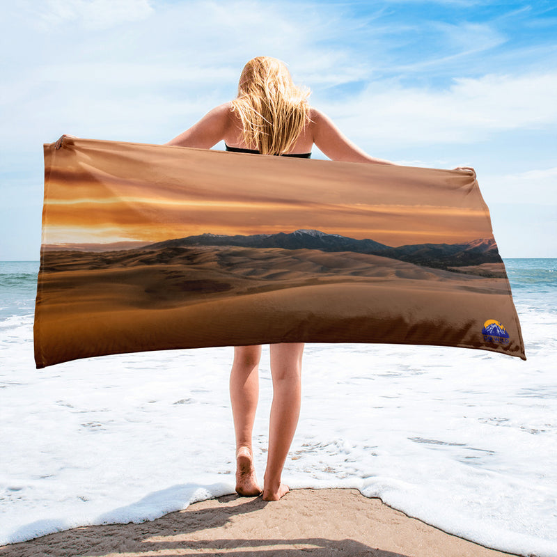 Great Sand Dunes Towel - Go Wild Photography [description]  [price]