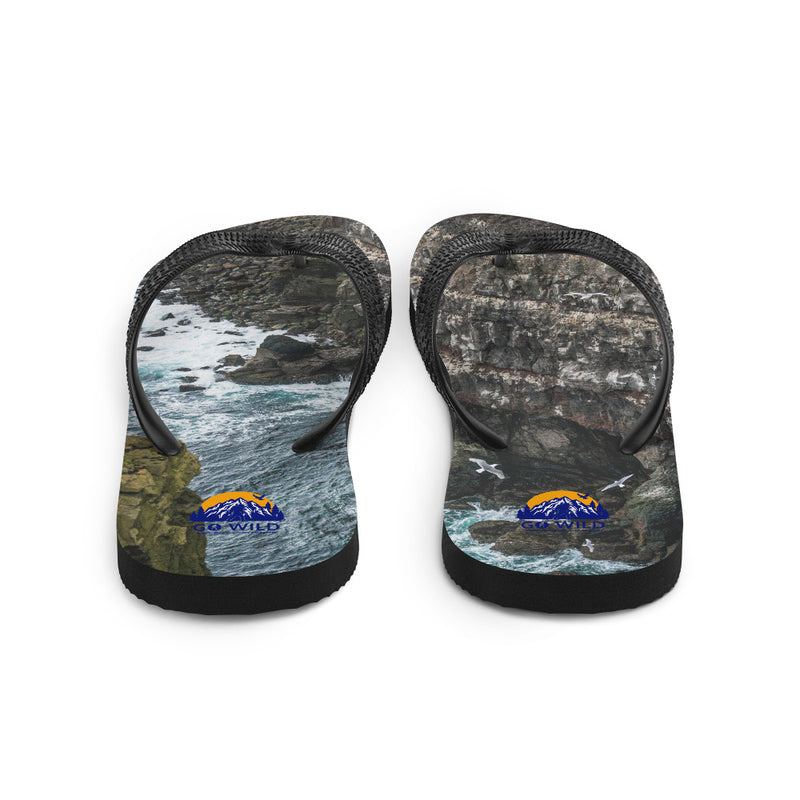 Gull Gulley Flip-Flops - Go Wild Photography [description]  [price]