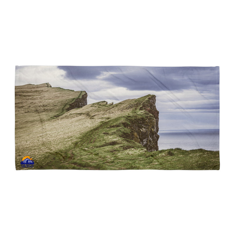 Bird Cliffs Towel - Go Wild Photography [description]  [price]