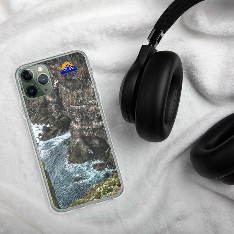 Gull Gulley iPhone Case - Go Wild Photography [description]  [price]