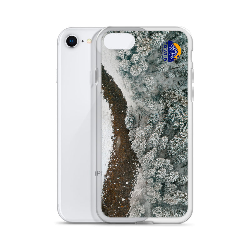 Above the River iPhone Case - Go Wild Photography [description]  [price]