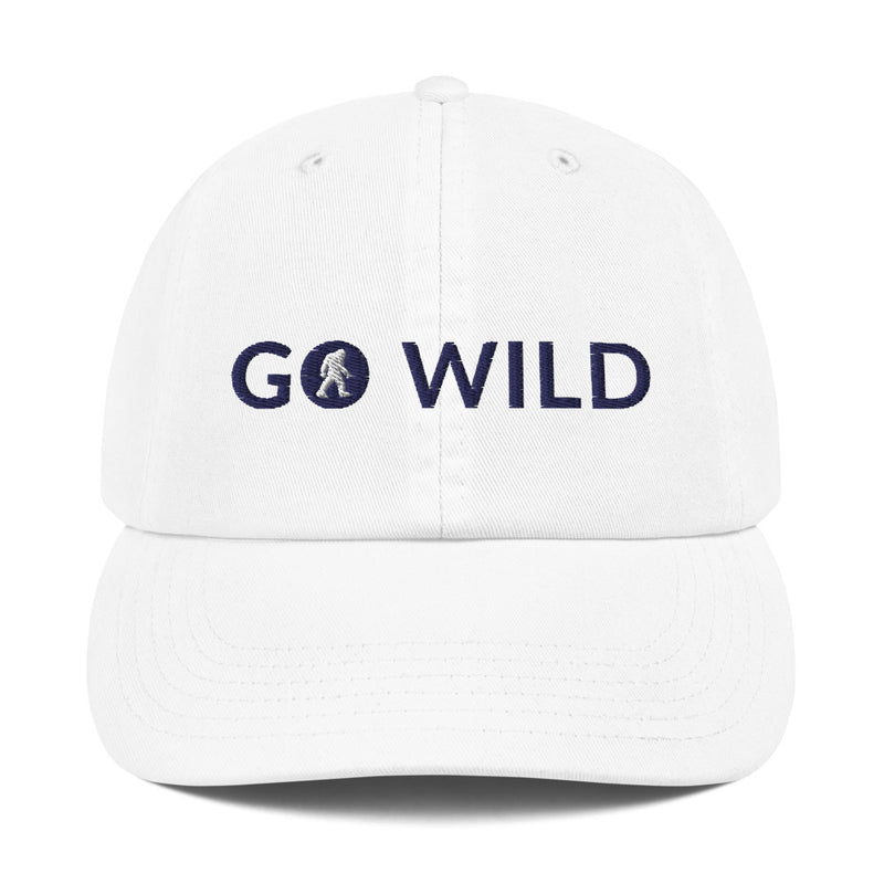 Go Wild Champion Dad Cap - Go Wild Photography [description]  [price]