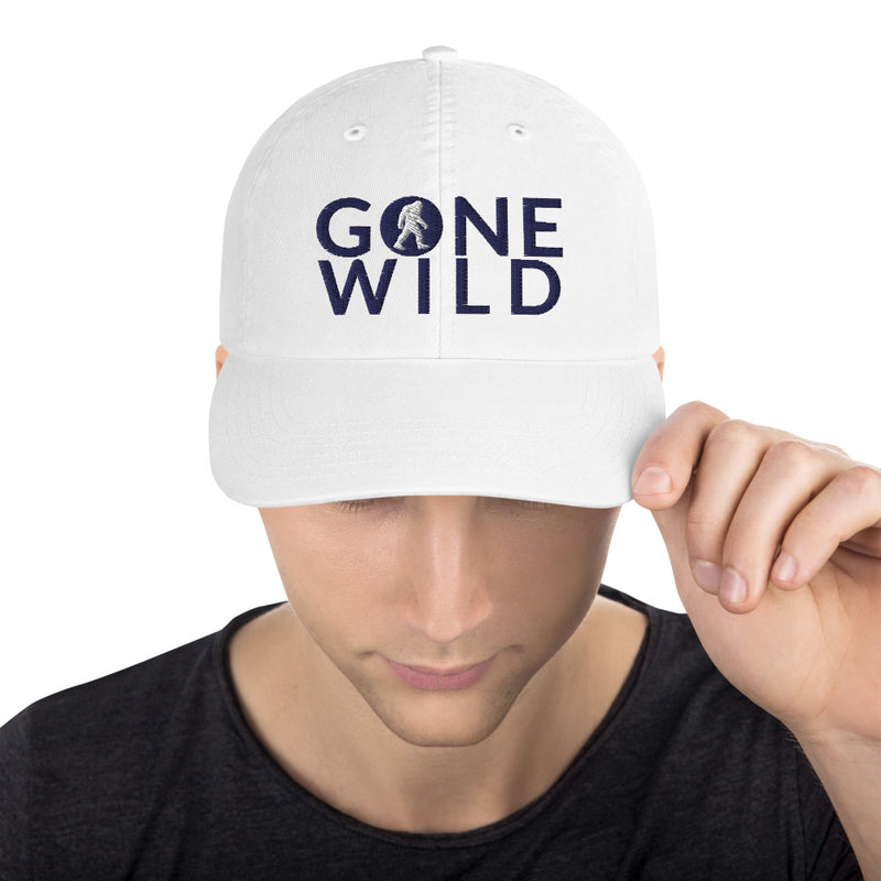 Gone Wild Champion Dad Cap - Go Wild Photography [description]  [price]