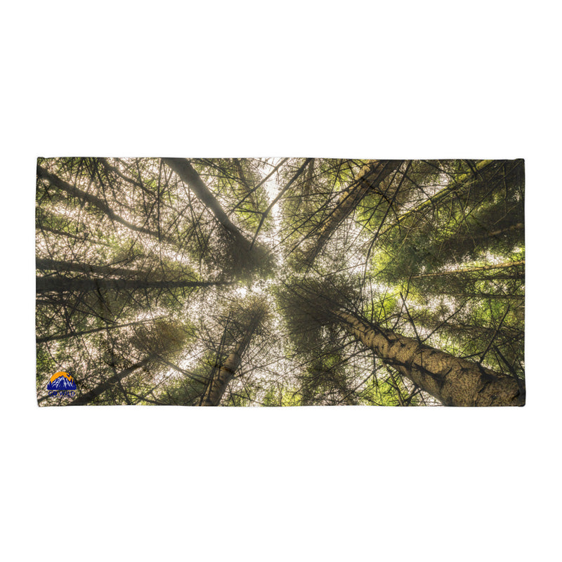 The Most Remote Woods in Scotland Towel - Go Wild Photography [description]  [price]
