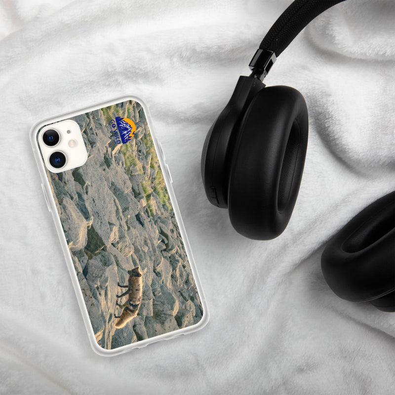 Arctic Fox iPhone Case - Go Wild Photography [description]  [price]