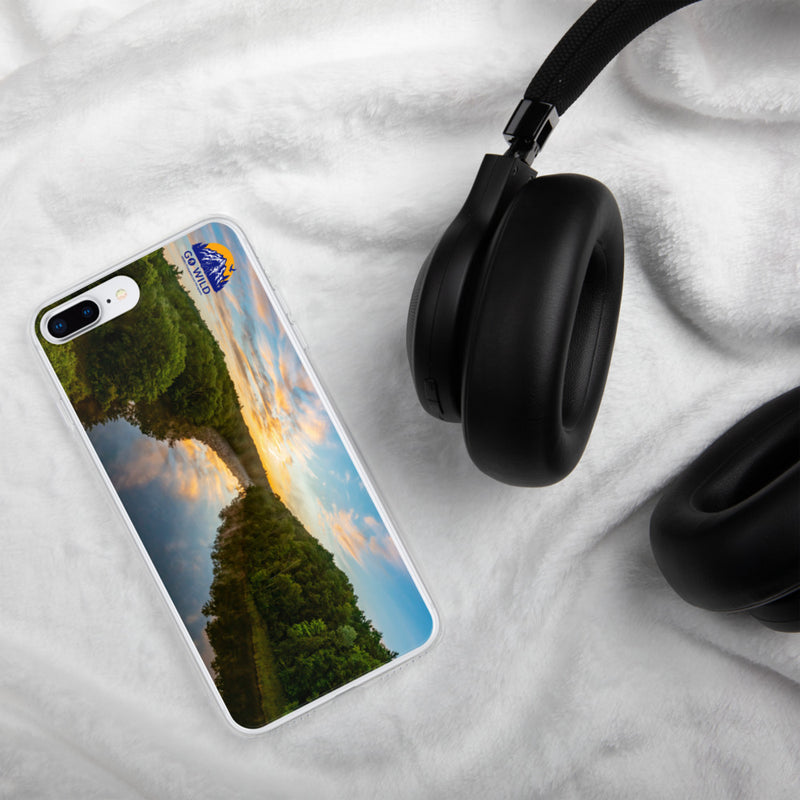 Michigan Sunrise iPhone Case - Go Wild Photography [description]  [price]