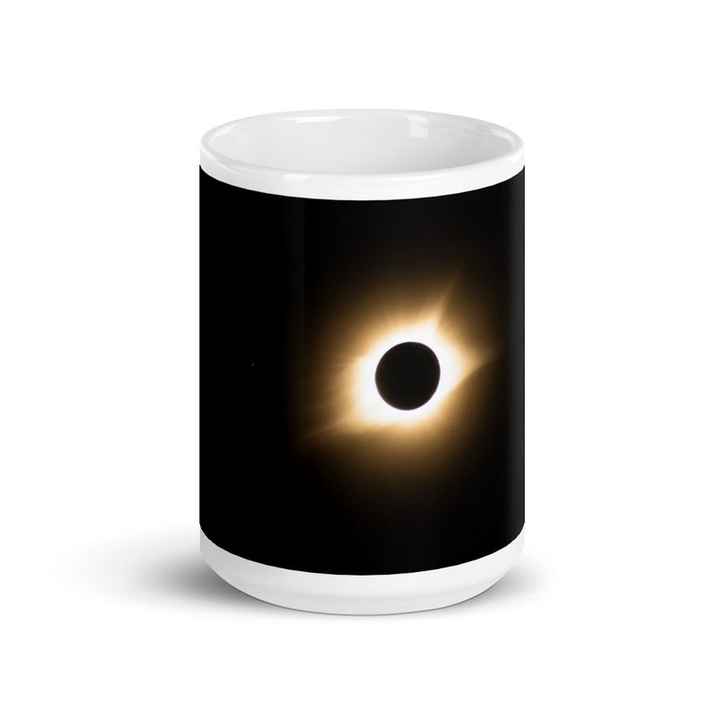 Total Eclipse Coffee Mug - Go Wild Photography [description]  [price]