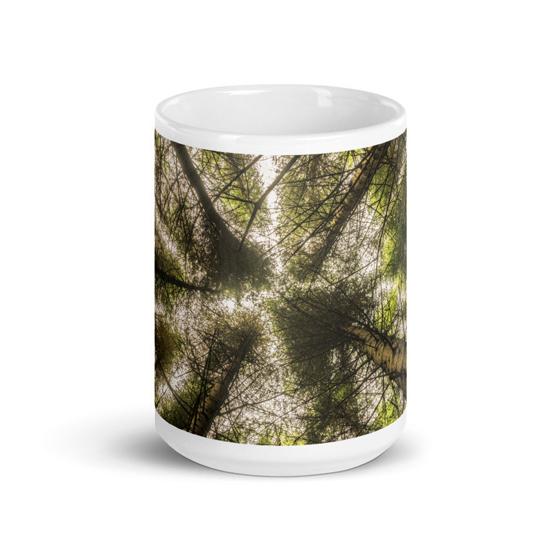 The Most Remote Woods in Scotland Coffee Mug - Go Wild Photography [description]  [price]