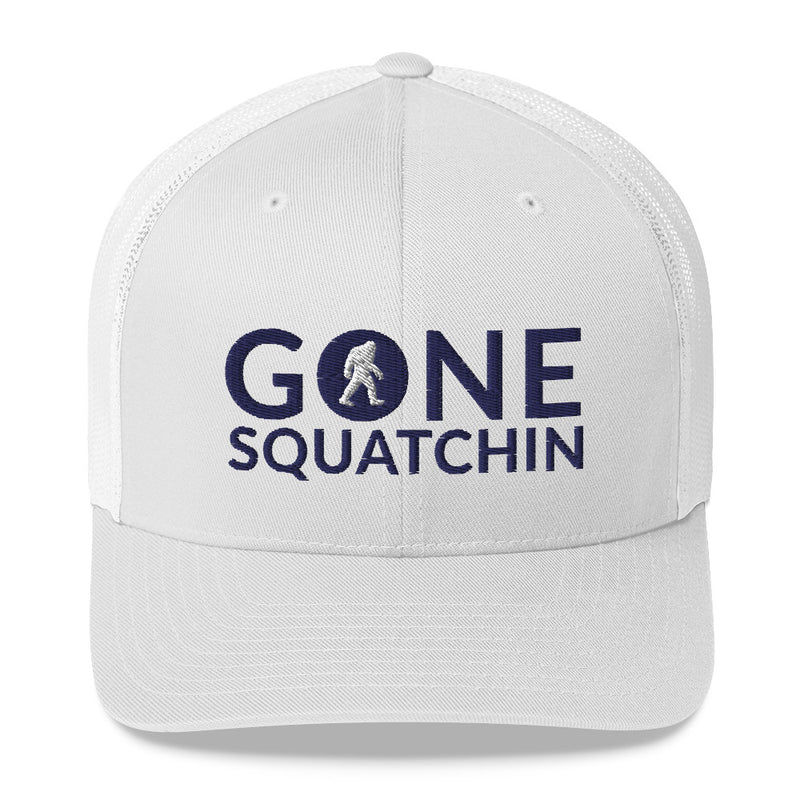 Gone Squatchin Trucker Cap - Go Wild Photography [description]  [price]