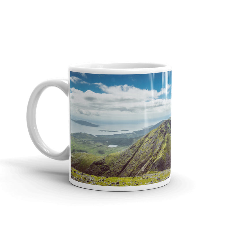 Atop Clishom Mountain Coffee Mug - Go Wild Photography [description]  [price]