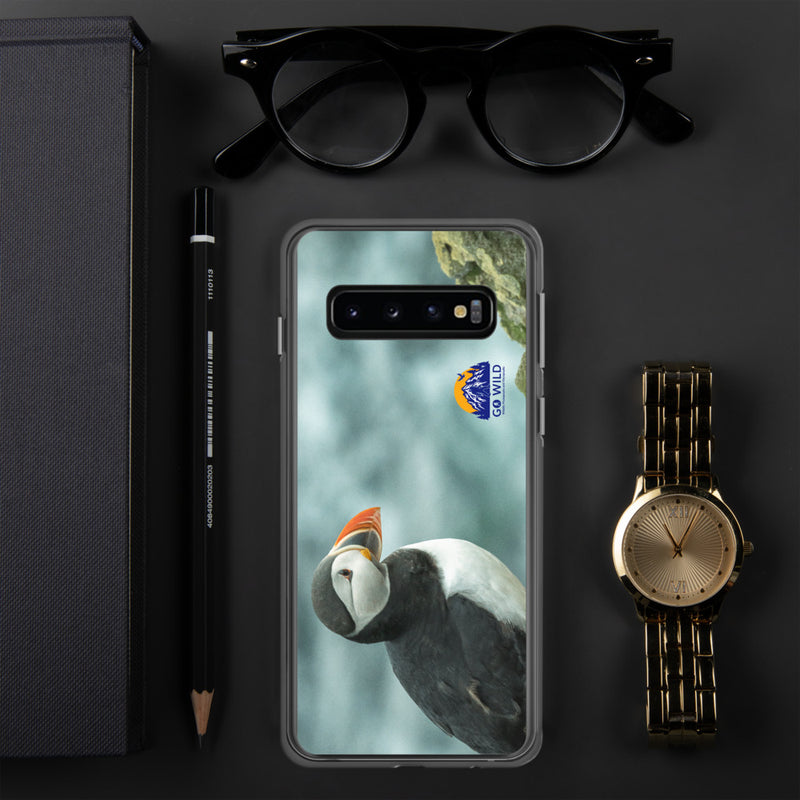 Arctic Puffin Samsung Case - Go Wild Photography [description]  [price]