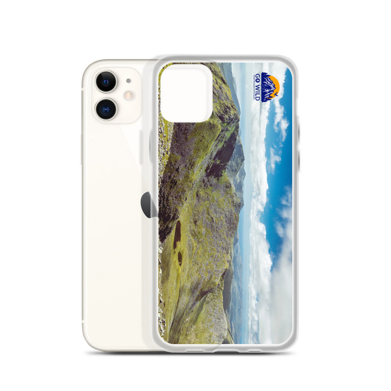 Atop Clishom Mountain iPhone Case - Go Wild Photography [description]  [price]